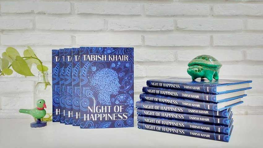 Night of Happiness novel by Tabish Khair
